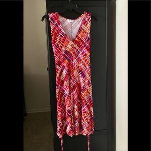 Calvin Klein summer dress.